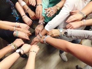 hippe workshops ibiza armbanden vriendinnen